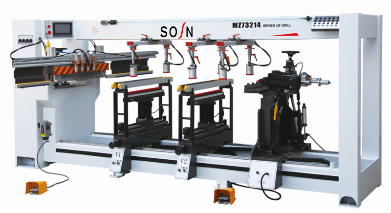 MZ73214 multi-drill machine