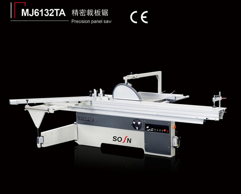 MJ6132TA sliding table saw