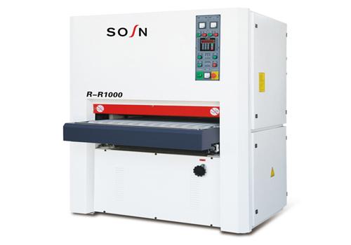 R-R1000 sanding machine