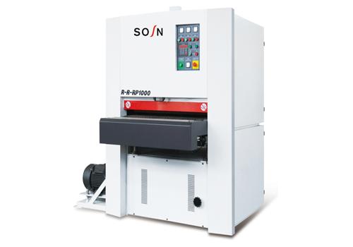 R-R-RP1000 sanding machine