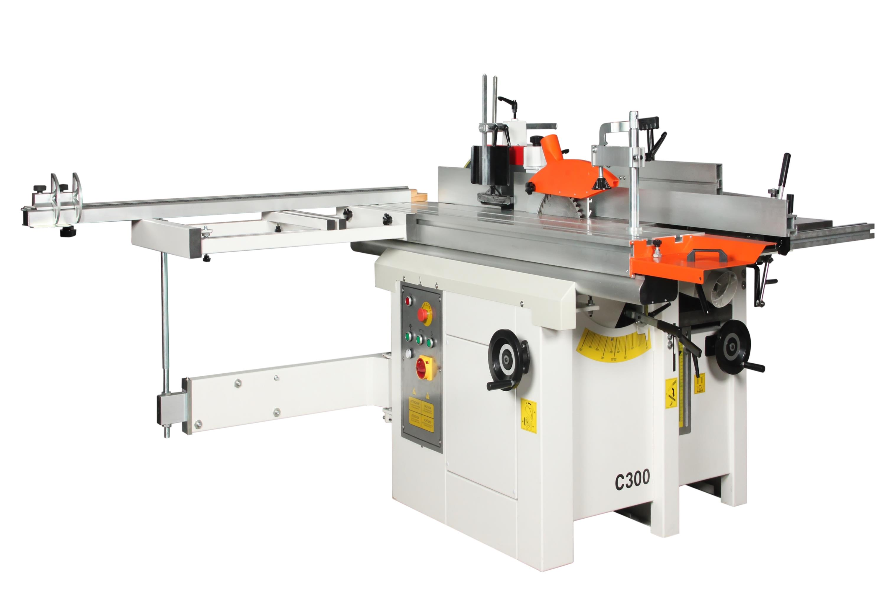 C300 (5 Functions) Combined Machine