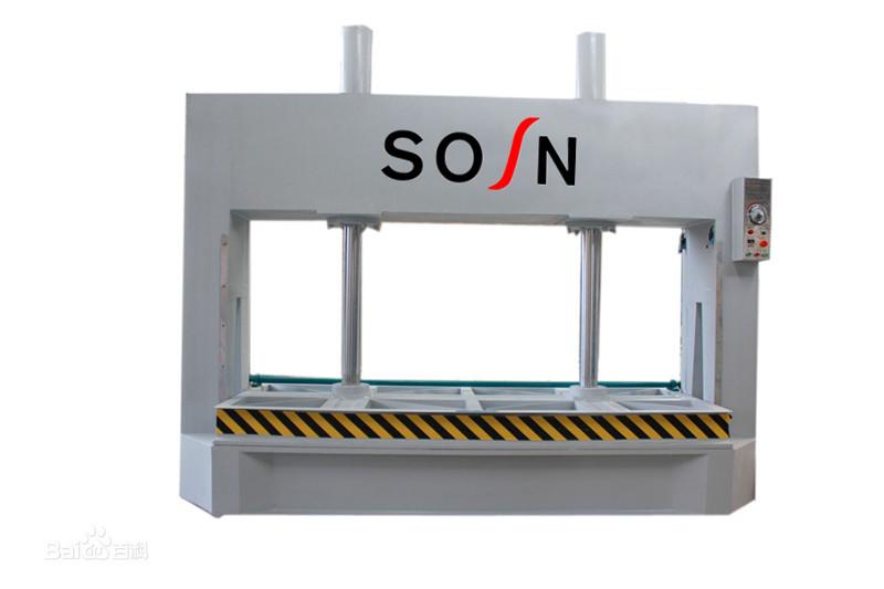 MH3013*80T Cold Press Machine