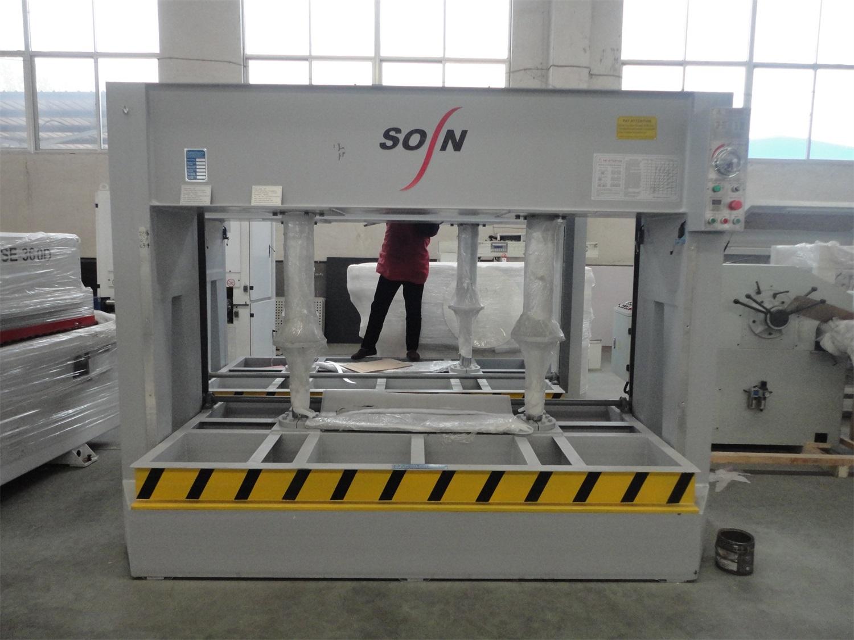 MH1325*50T Cold Press Machine