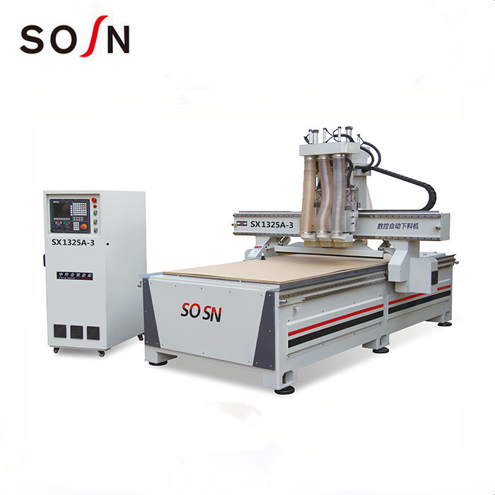 Woodworking CNC router SX1325B-3
