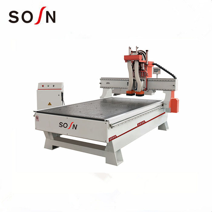 Woodworking CNC router SX1325B-2