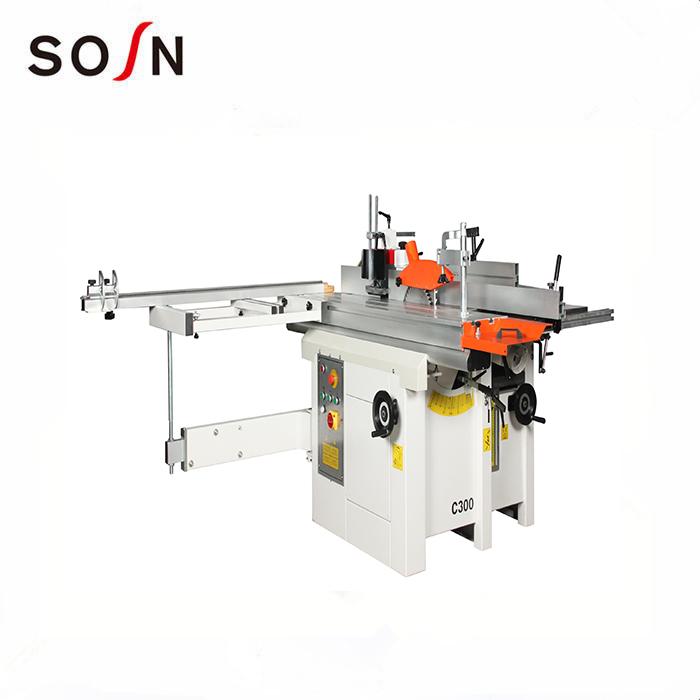C300 (5 Functions) Combined Machine