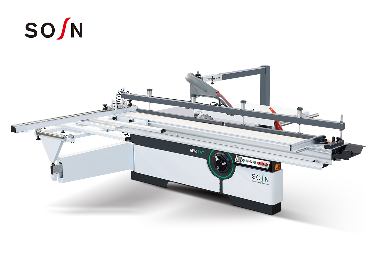 New Sliding Table Saw MJ6132TAY