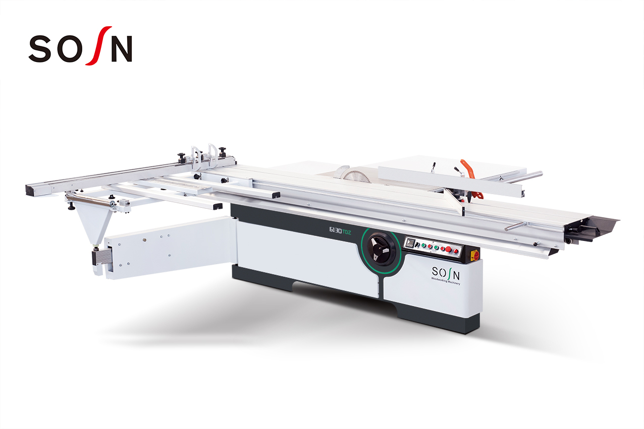 New Sliding Table Saw MJ6130TDZ