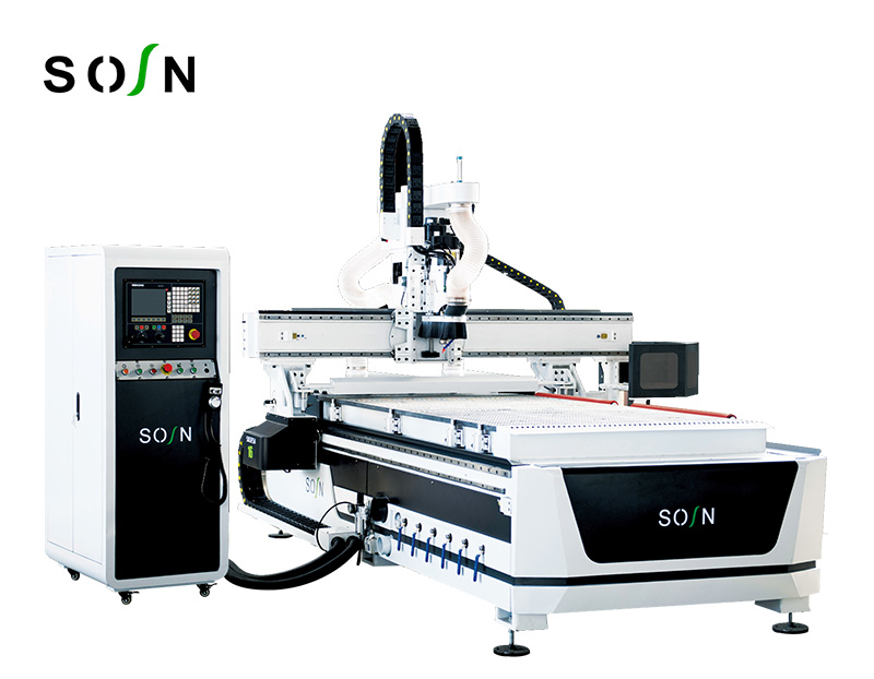 SX1325A-16 Automatic Tool Change CNC Machining Center